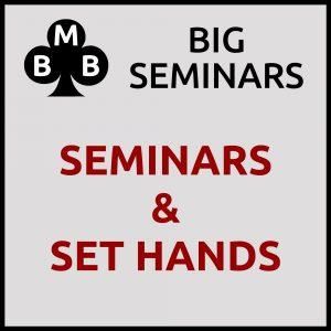 Modules > Seminars & Set Hands